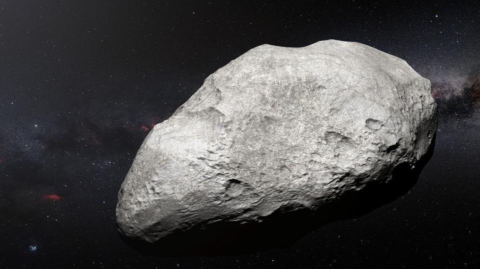 Le plus gros astéroïde de l'année «frôlera» la Terre le 21 mars - CNEWS