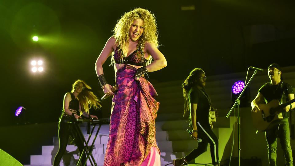 Shakira rattrapée par le fisc espagnol