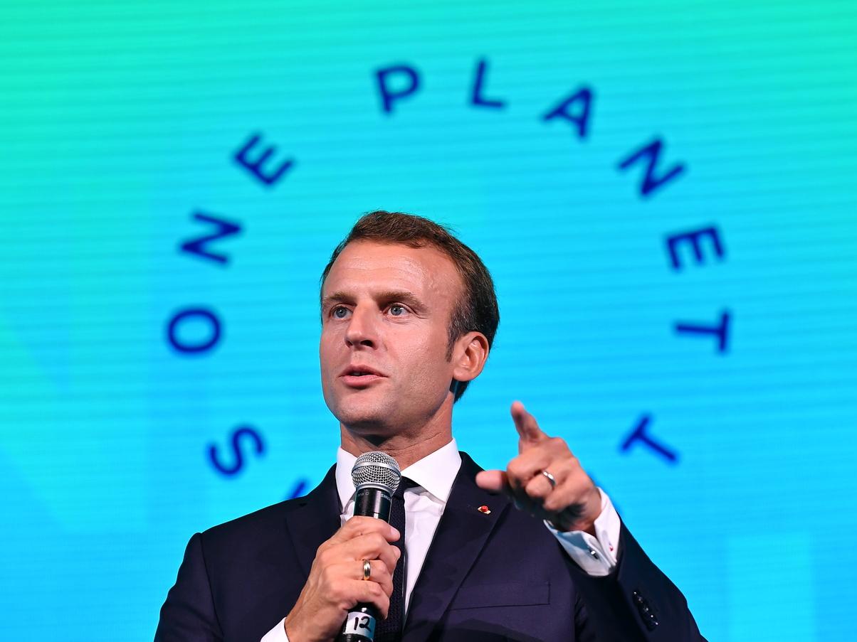 Tout savoir sur One Planet Summit, sommet sur la biodiversité qui a lieu ce lundi à Paris
