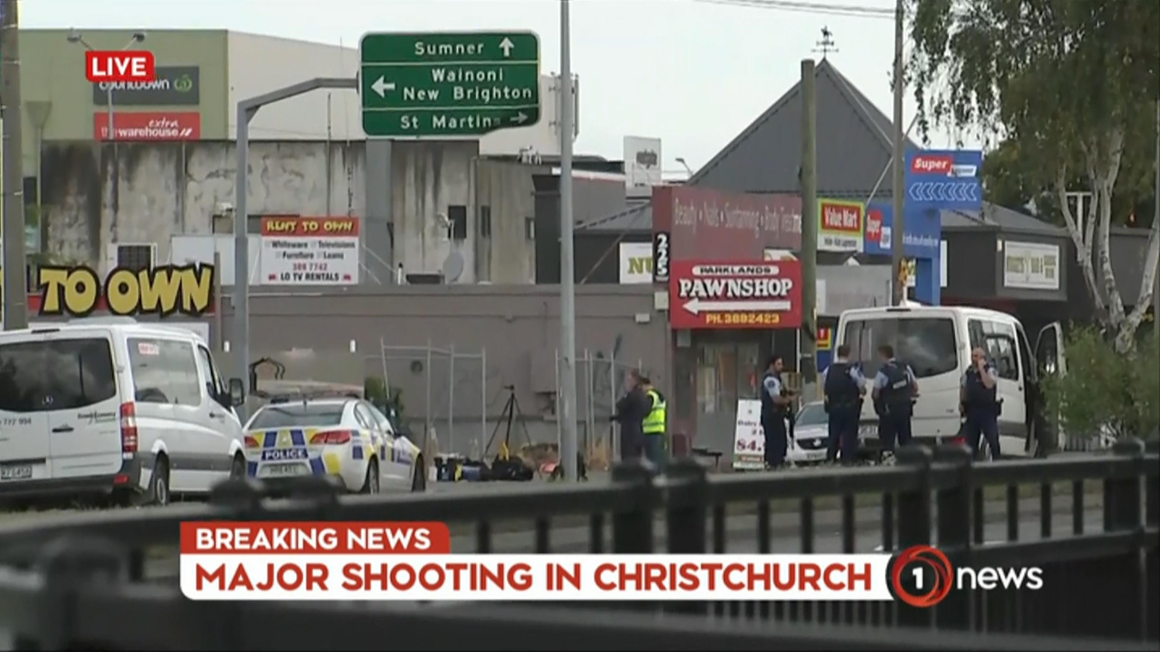 Masacre En Nueva Zelanda Video Completo Gallery: Attentat De Christchurch : Ce Que L'on Sait Sur Le Tueur