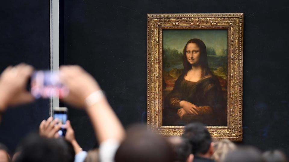 La Bonne Idee Pour Voir La Joconde De Plus Pres Dans L Exposition Leonard De Vinci Cnews