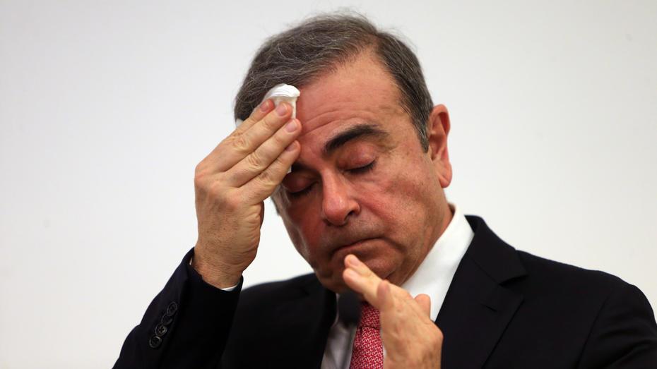 Evasion de Carlos Ghosn : 2 hommes arrêtés par les Etats-Unis