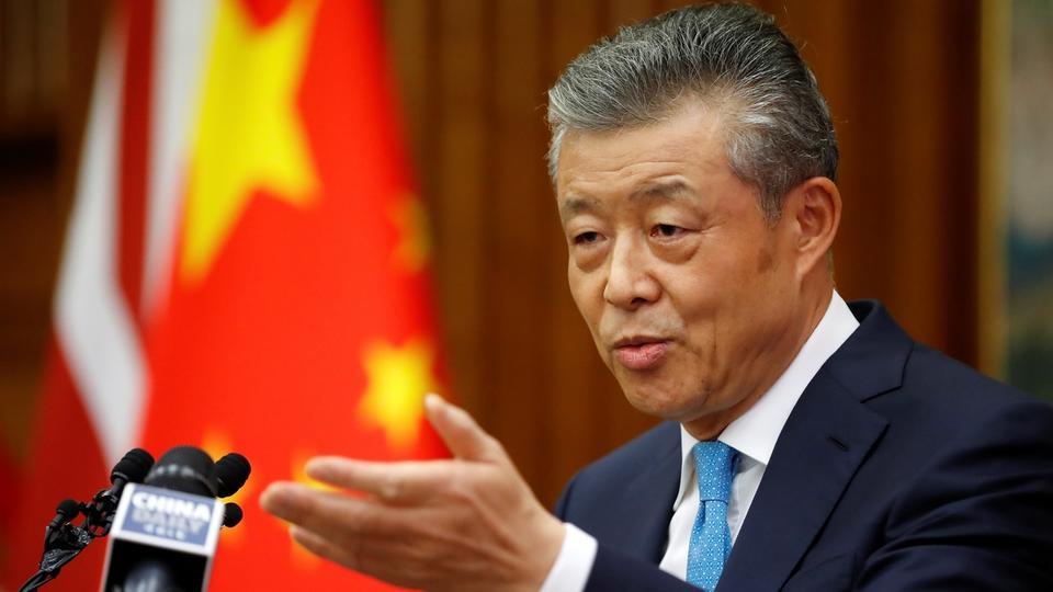 L'ambassadeur de Chine visé par une enquête après son «like» d'une vidéo porno