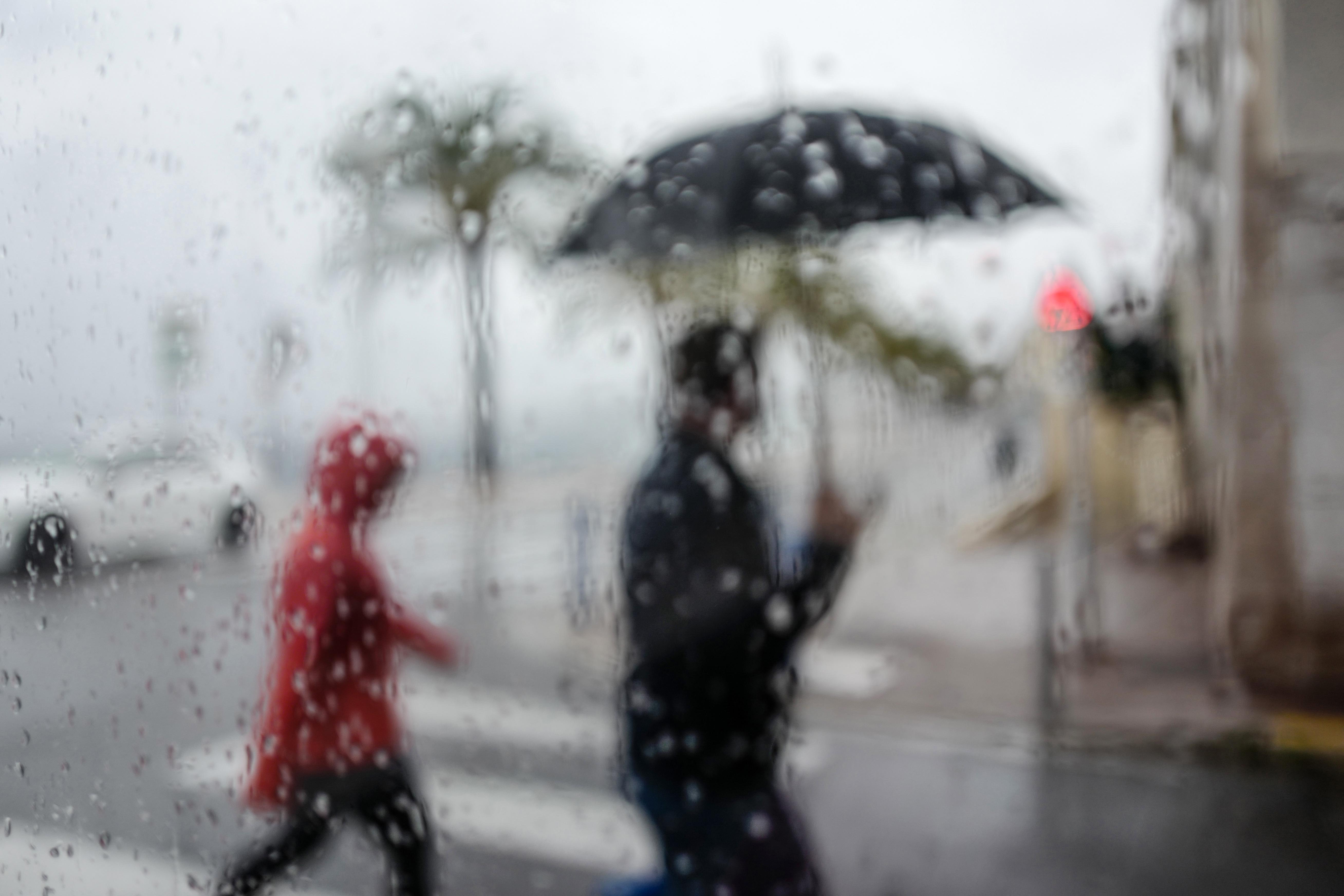 Six départements en vigilance orange pluies-inondations