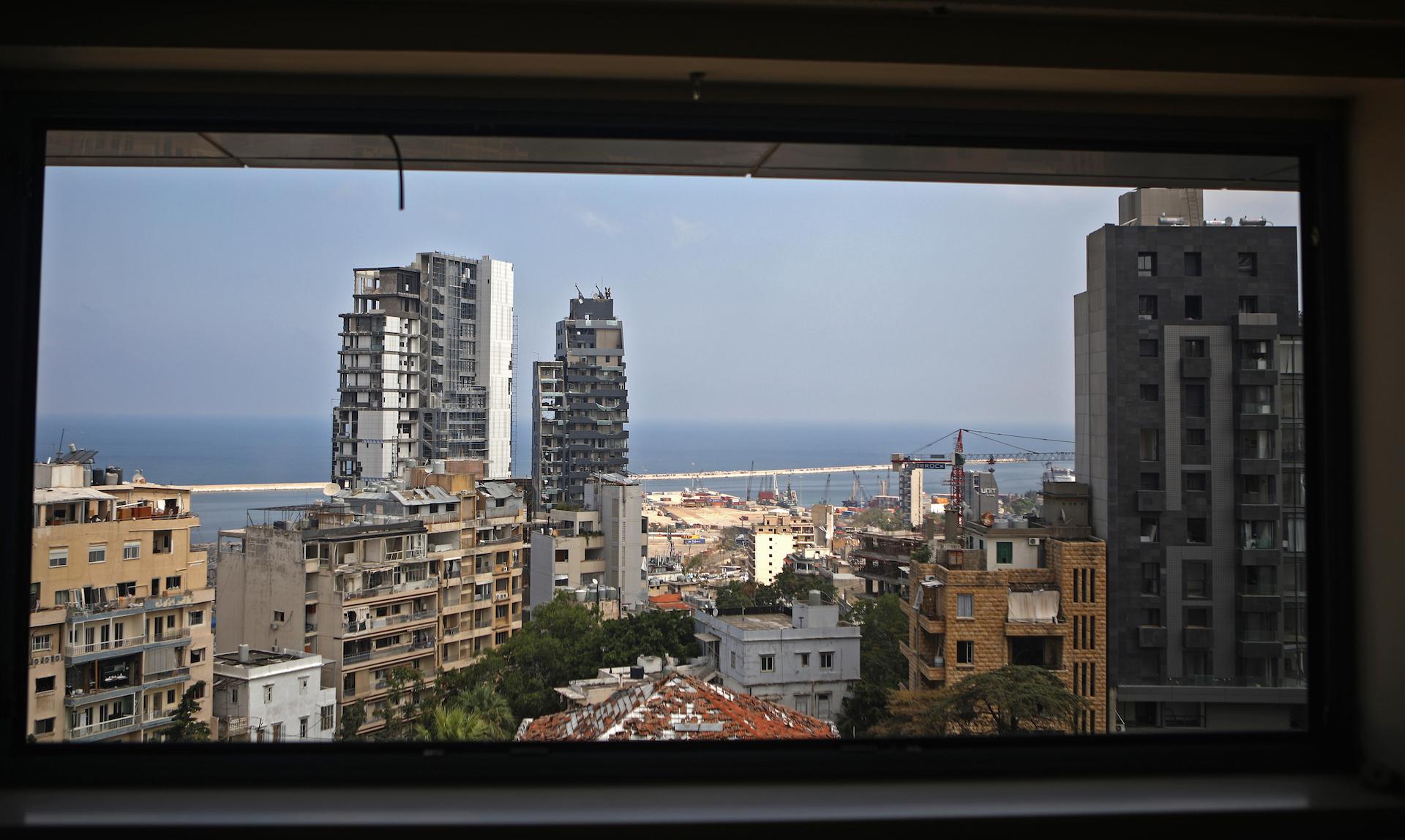Patrick Coulombel, cofondateur d'Architectes de l'urgence : «à Beyrouth, il faut reloger les habitants avant l'hiver»