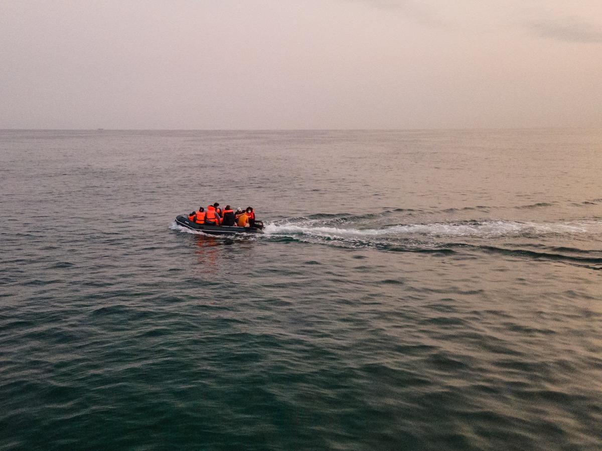 Au moins un mort dans une opération de sauvetage de migrants dans la Manche