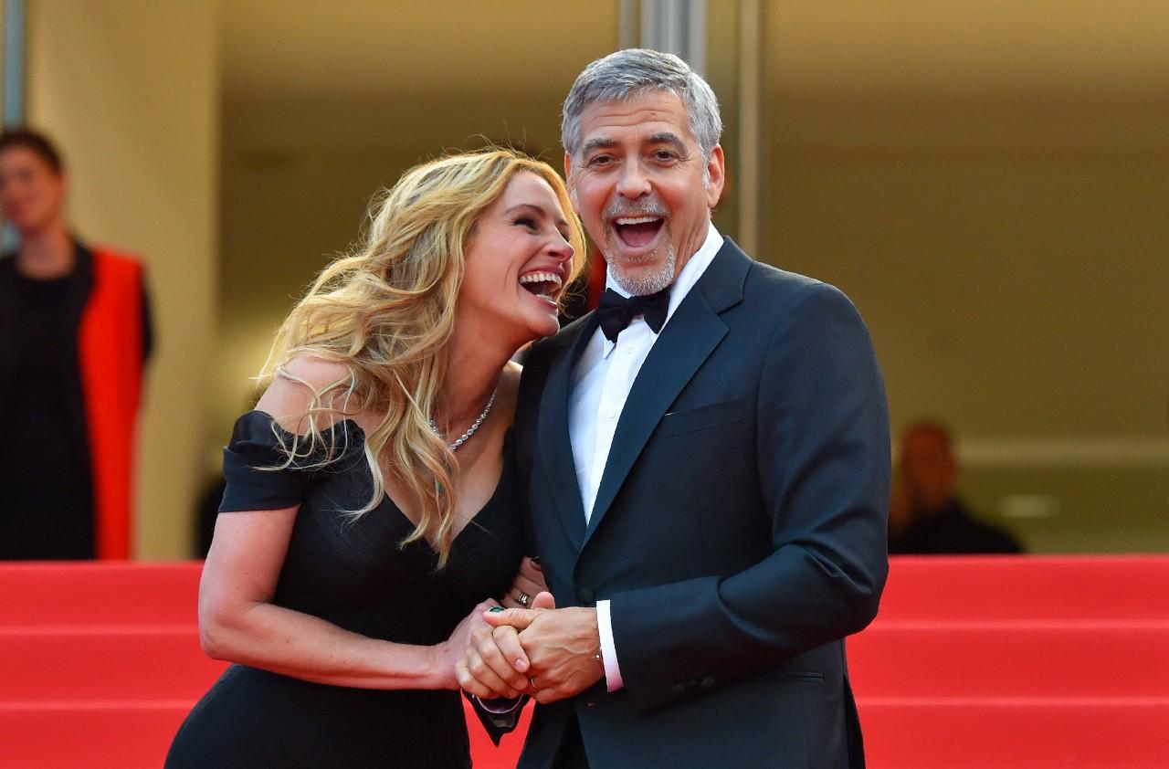 Julia Roberts et George Clooney bientôt à l'affiche d'une comédie romantique