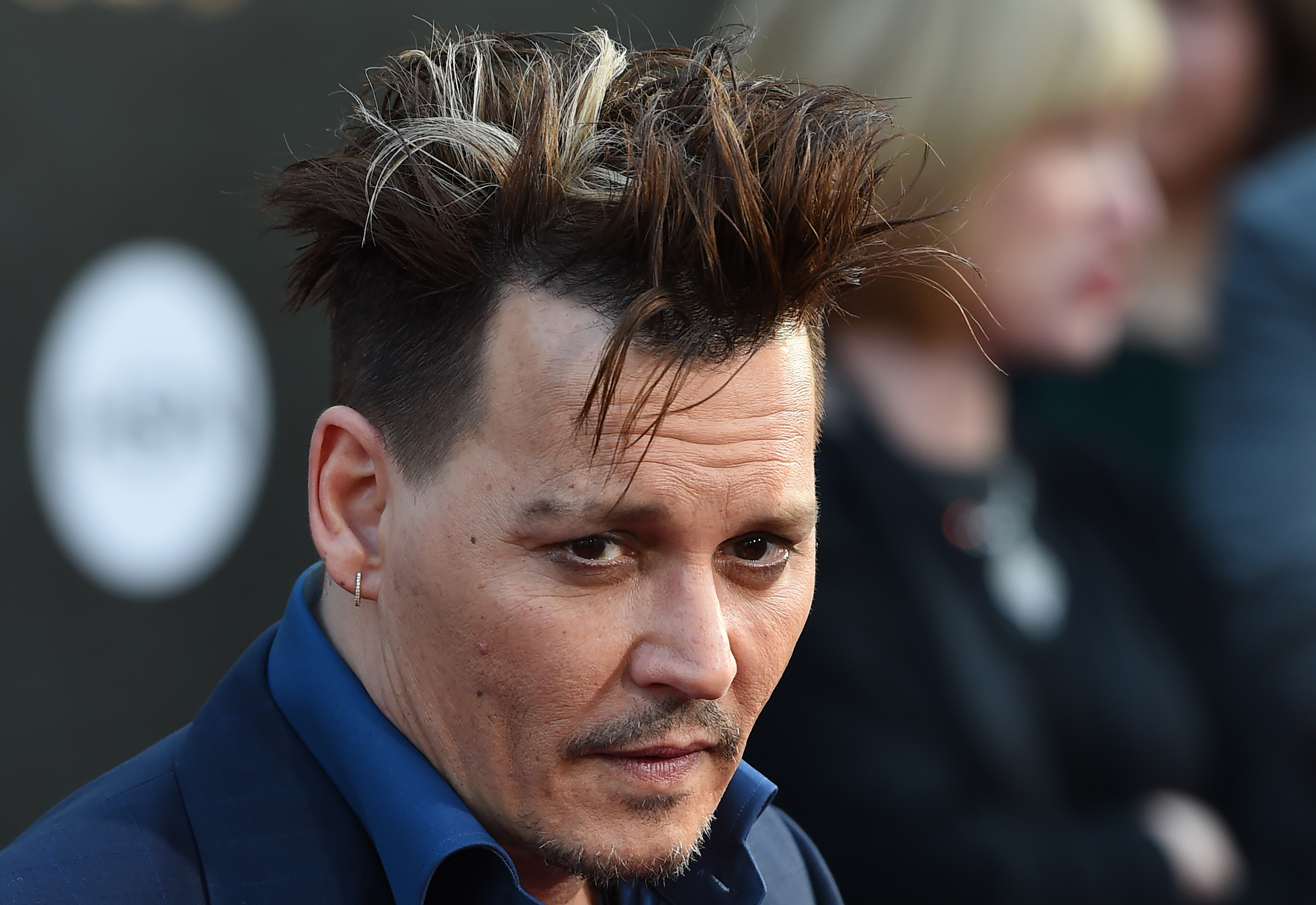 Johnny Depp Transforme Son Tatouage D Amour A Amber Heard En Insulte