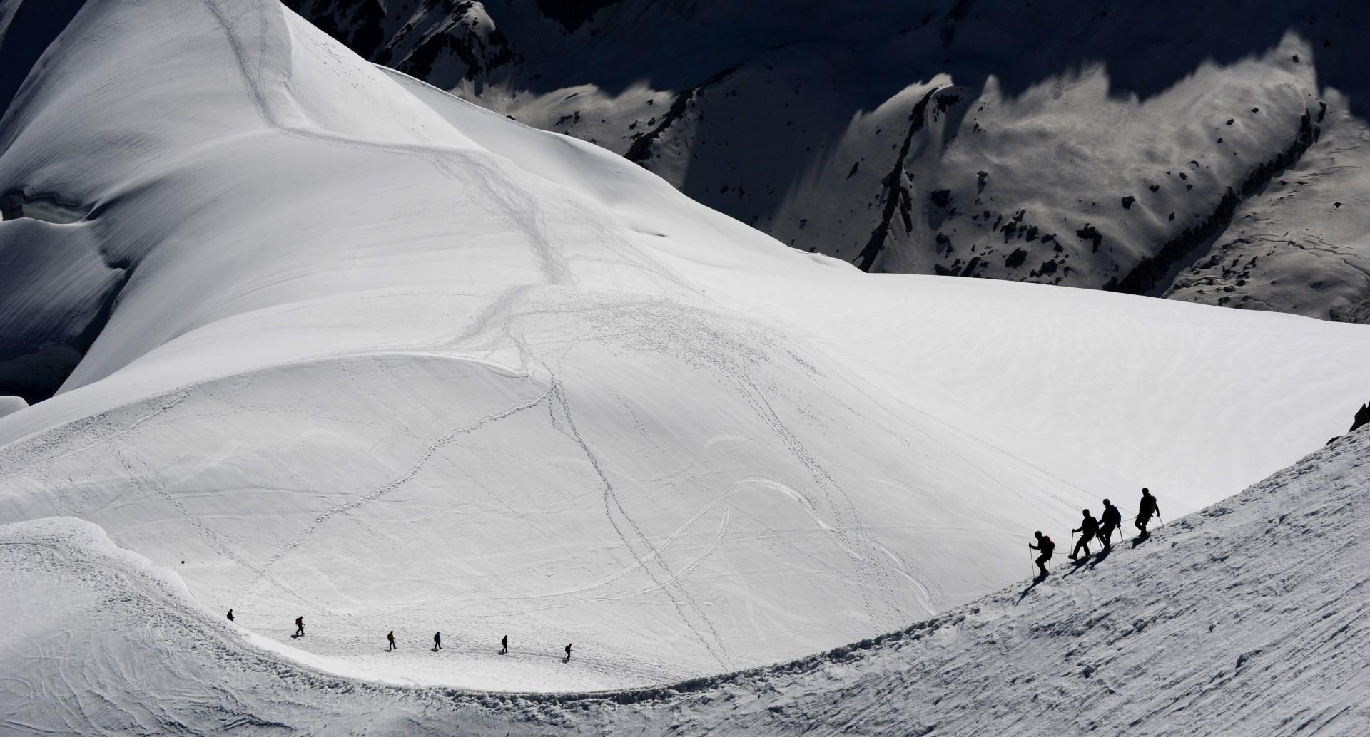 Voici pourquoi les Alpes sont plus dangereuses à cause du réchauffement climatique