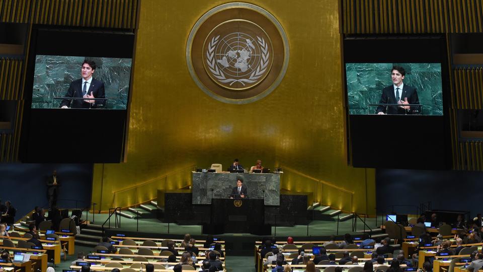 Sommet de l'ONU : des leaders pour le climat | www.cnews.fr
