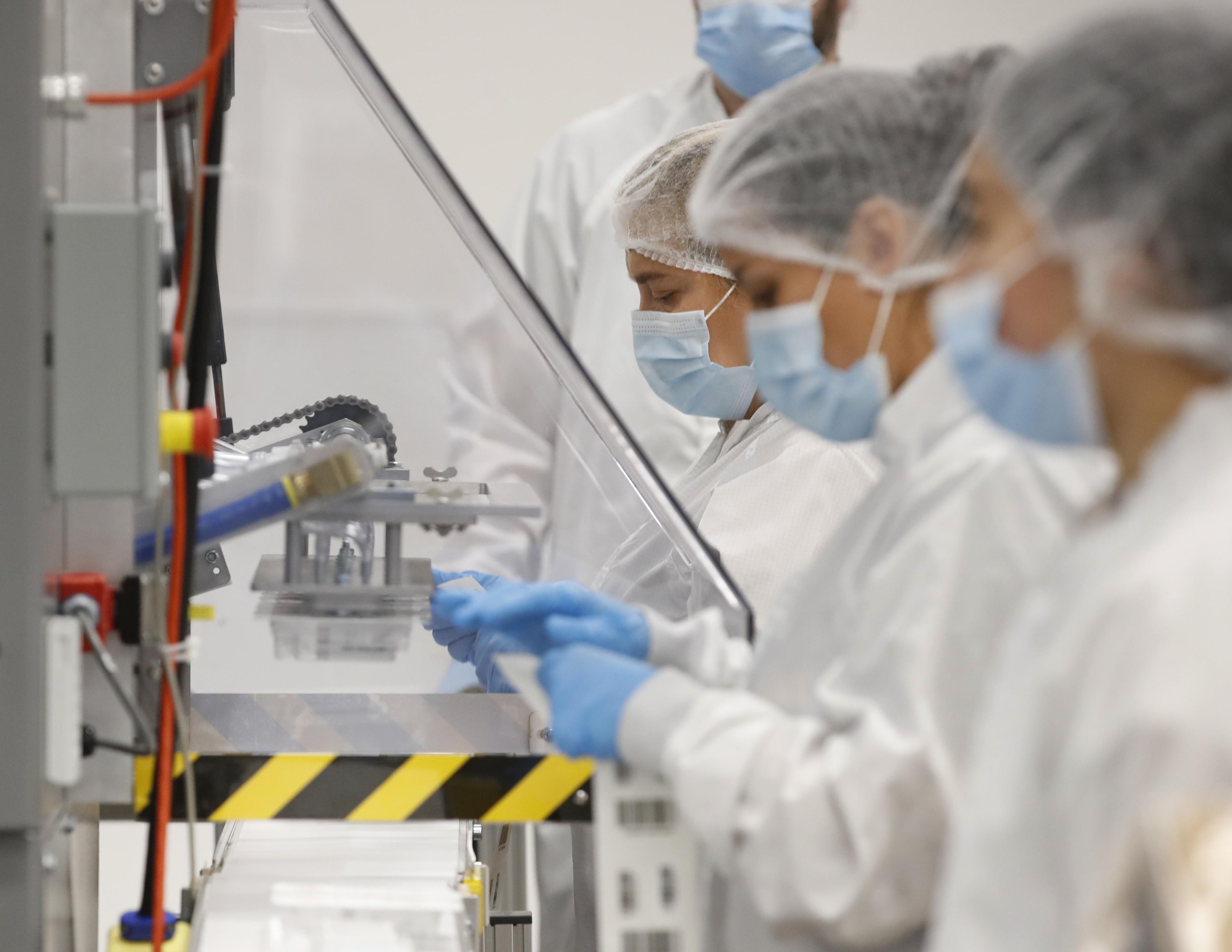 Coronavirus : l'Institut Pasteur de Lille sur la piste d'un médicament pour «début 2021»