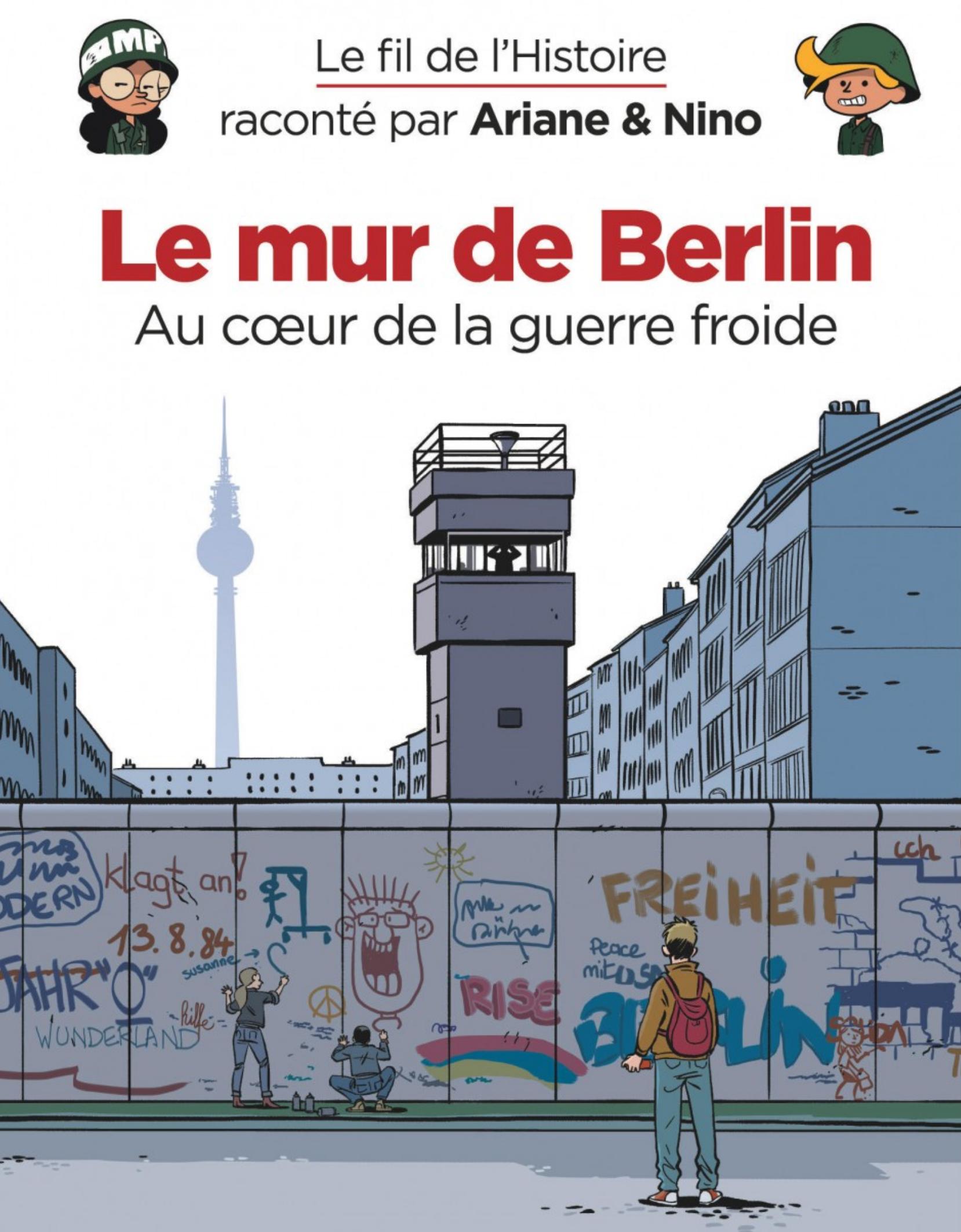 4 Livres Pour Expliquer La Chute Du Mur De Berlin Aux
