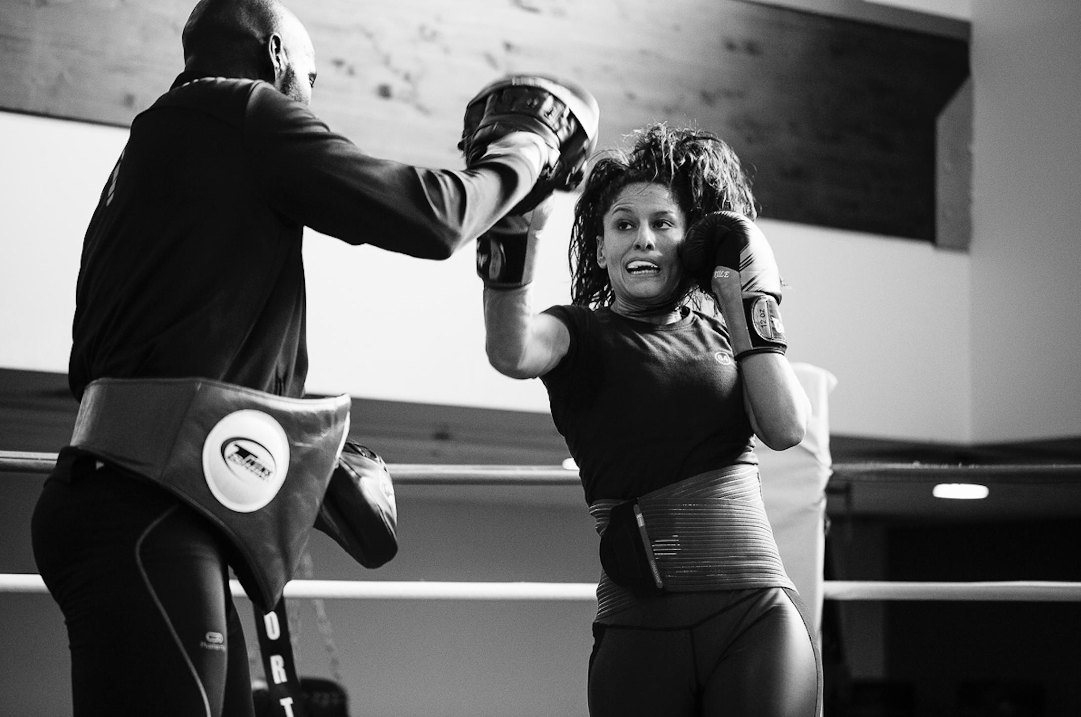 Endometriosis, sexism … the lifetime of battle of the athlete Djihène Abdellilah