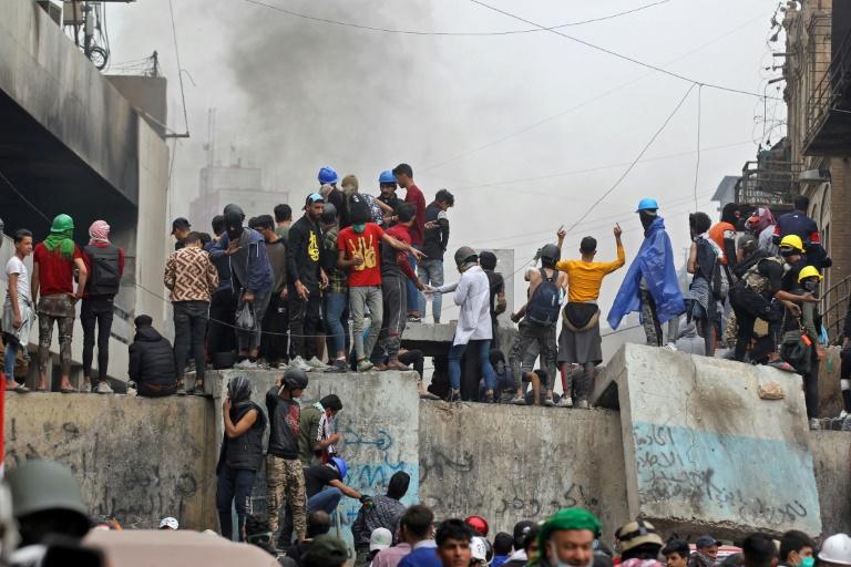 En Irak, les politiques négocient sous la pression persistante de la rue - CNEWS.fr