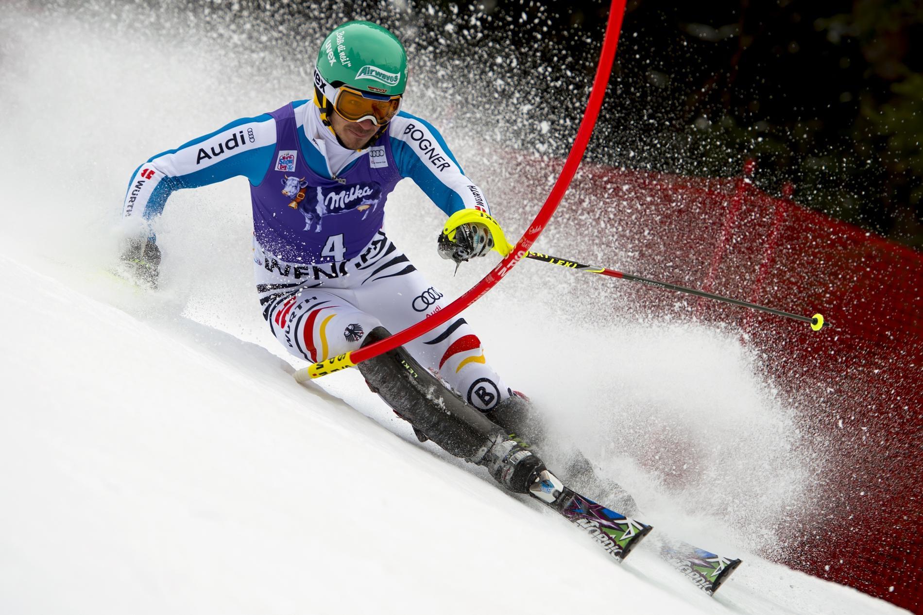 Slalom Wengen