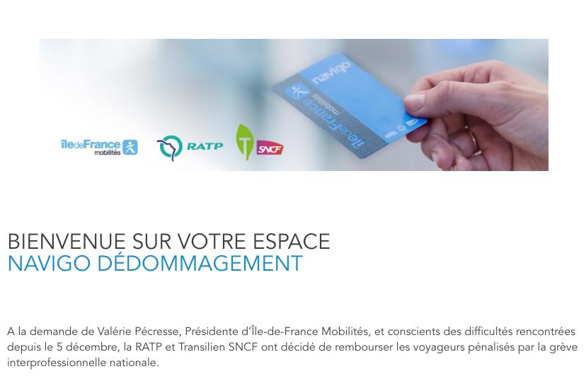 remboursement carte navigo greve Remboursement du passe Navigo : qui est concerné ? | CNEWS.fr