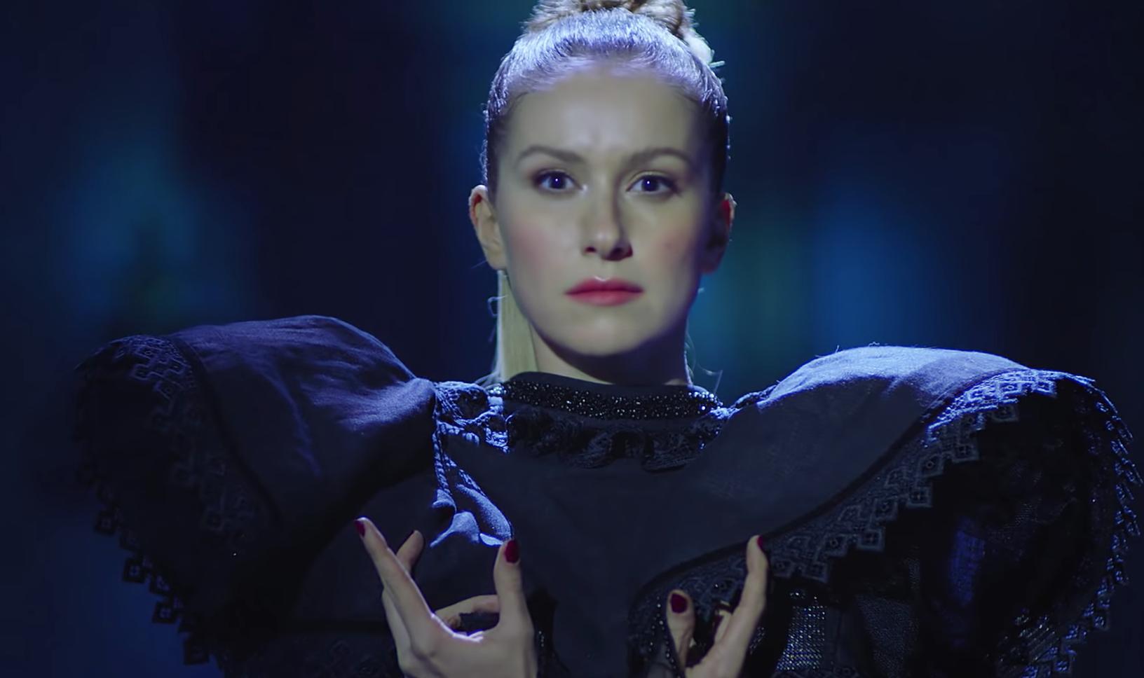 La candidate roumaine se produira lors de la deuxième demi-finale de l'Eurovision, le jeudi 16 mai 2019.