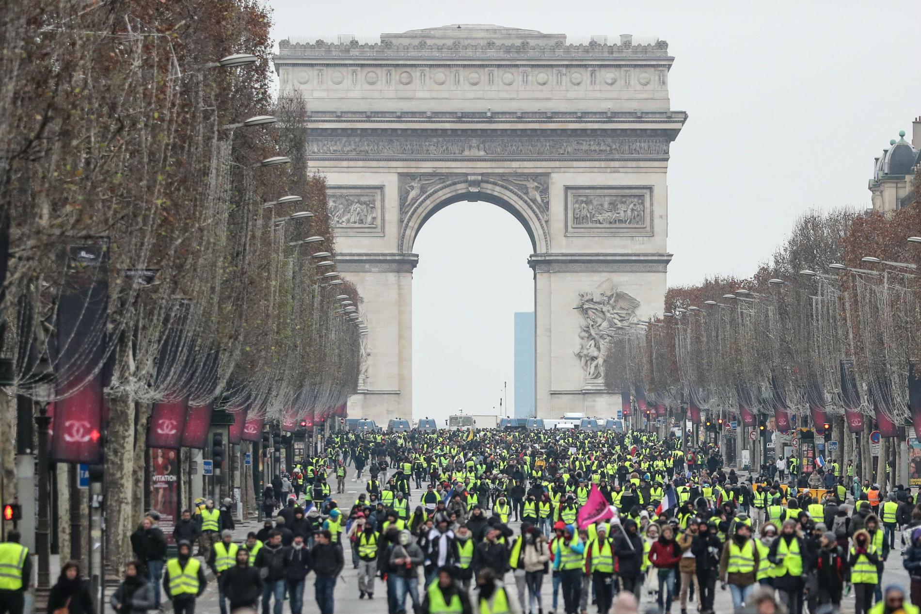 foto de Gilets jaunes : quels blocages à prévoir pour l'acte VI