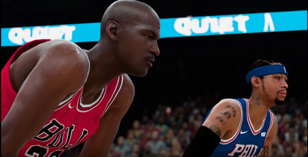 NBA2K18   Jordan 8acc1f84a