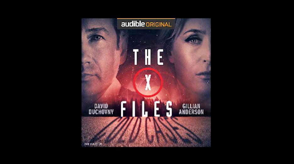 Le Teaser De X Files En Version Livre Audio Avec David
