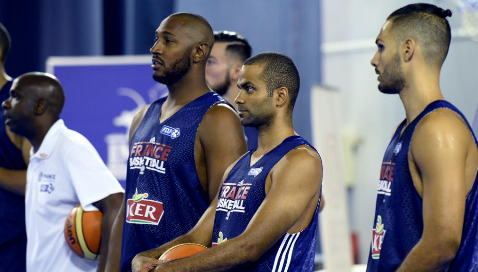 EuroBasket 2015: la France rencontrera la Turquie en