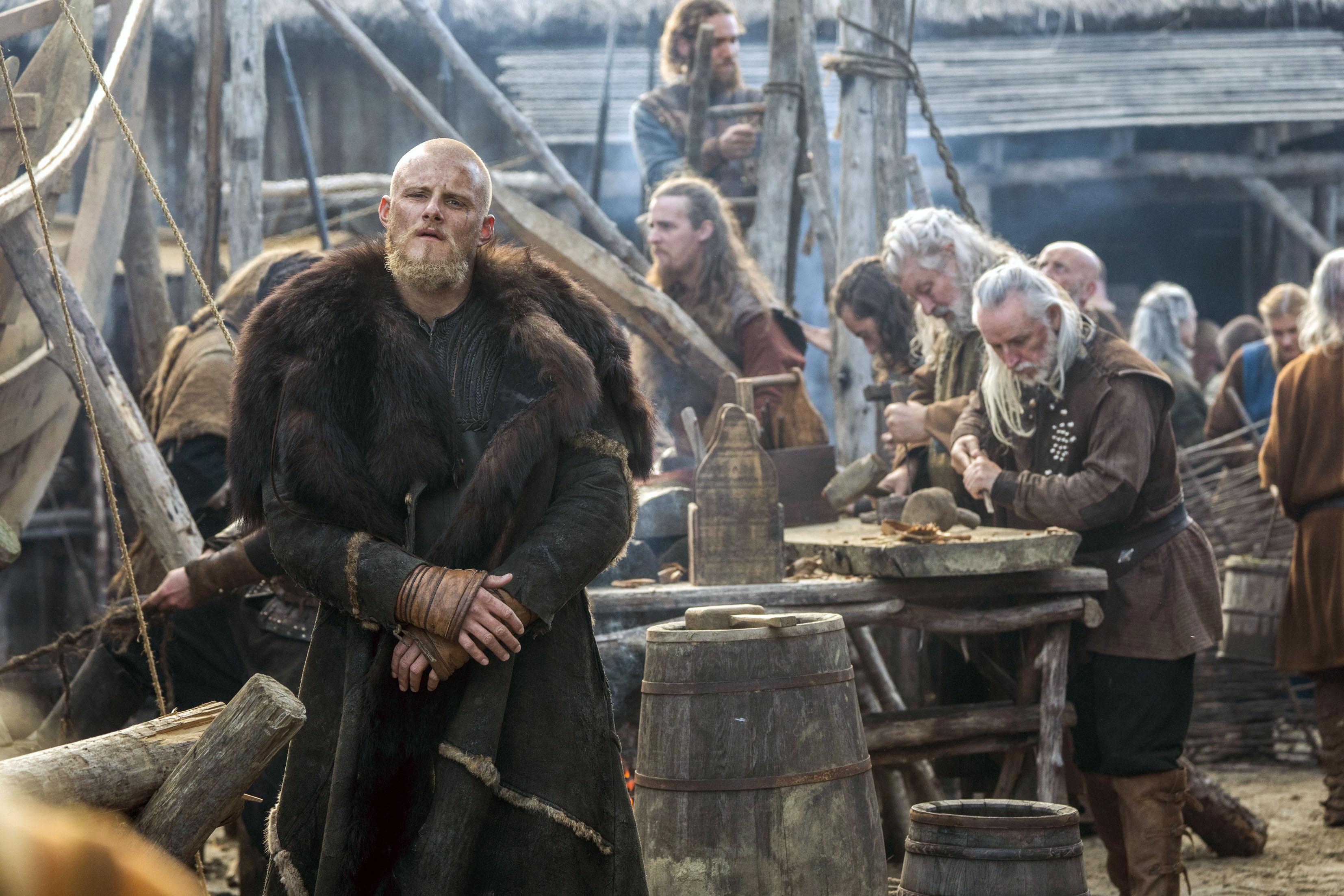 Vikings Staffel 6 Schauspieler