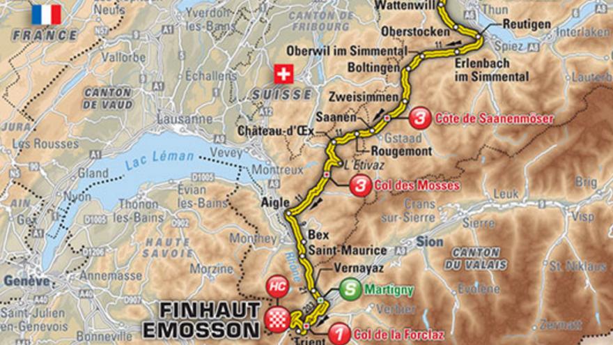 17eme Etape Du Tour De France 2016 A Quelle Heure Et Sur Quelle
