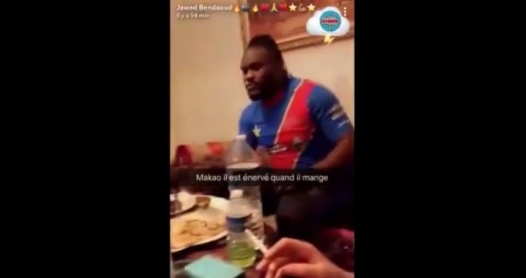 L'ex-garde du corps de Macron apparaît dans une vidéo avec Jawad Bendaoud