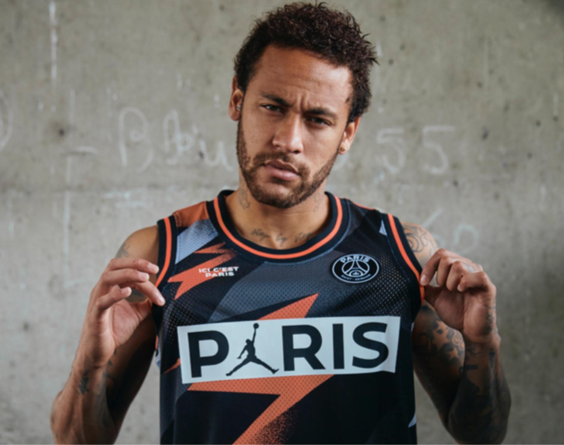 Le Paris Saint Germain et la marque Jordan lancent leur