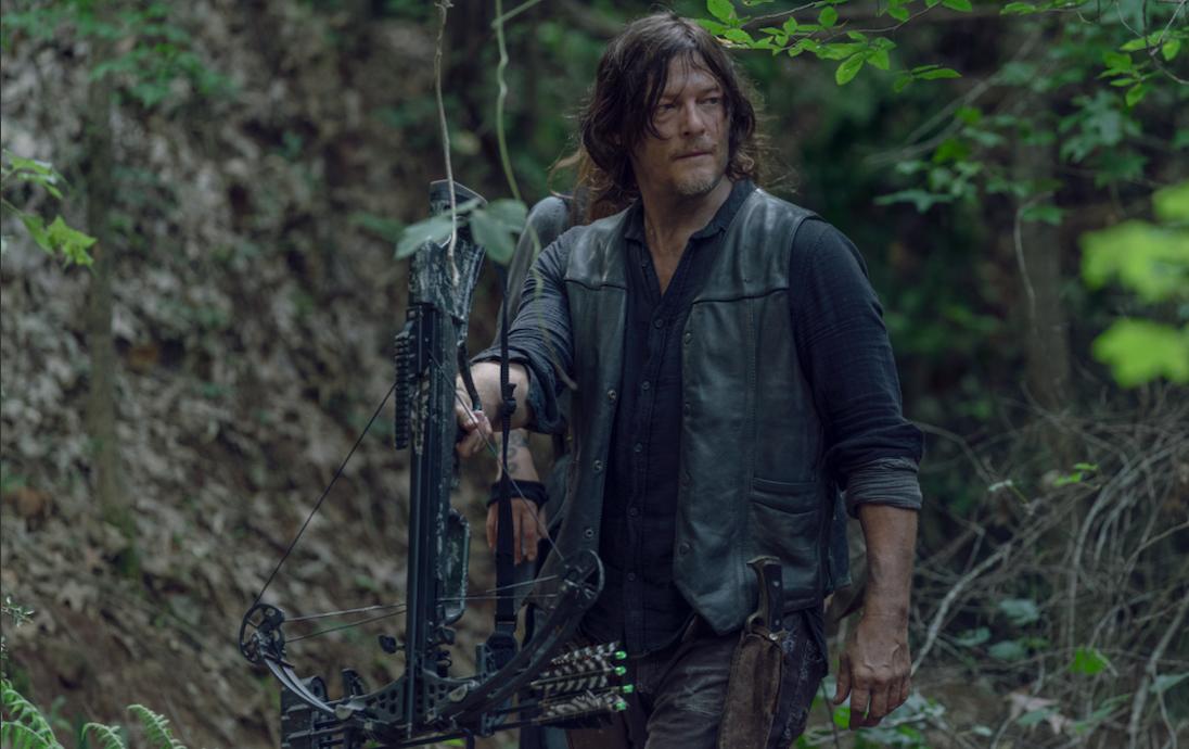 The Walking Dead : Norman Reedus parle du dernier épisode de la saison 10 (SPOILERS)