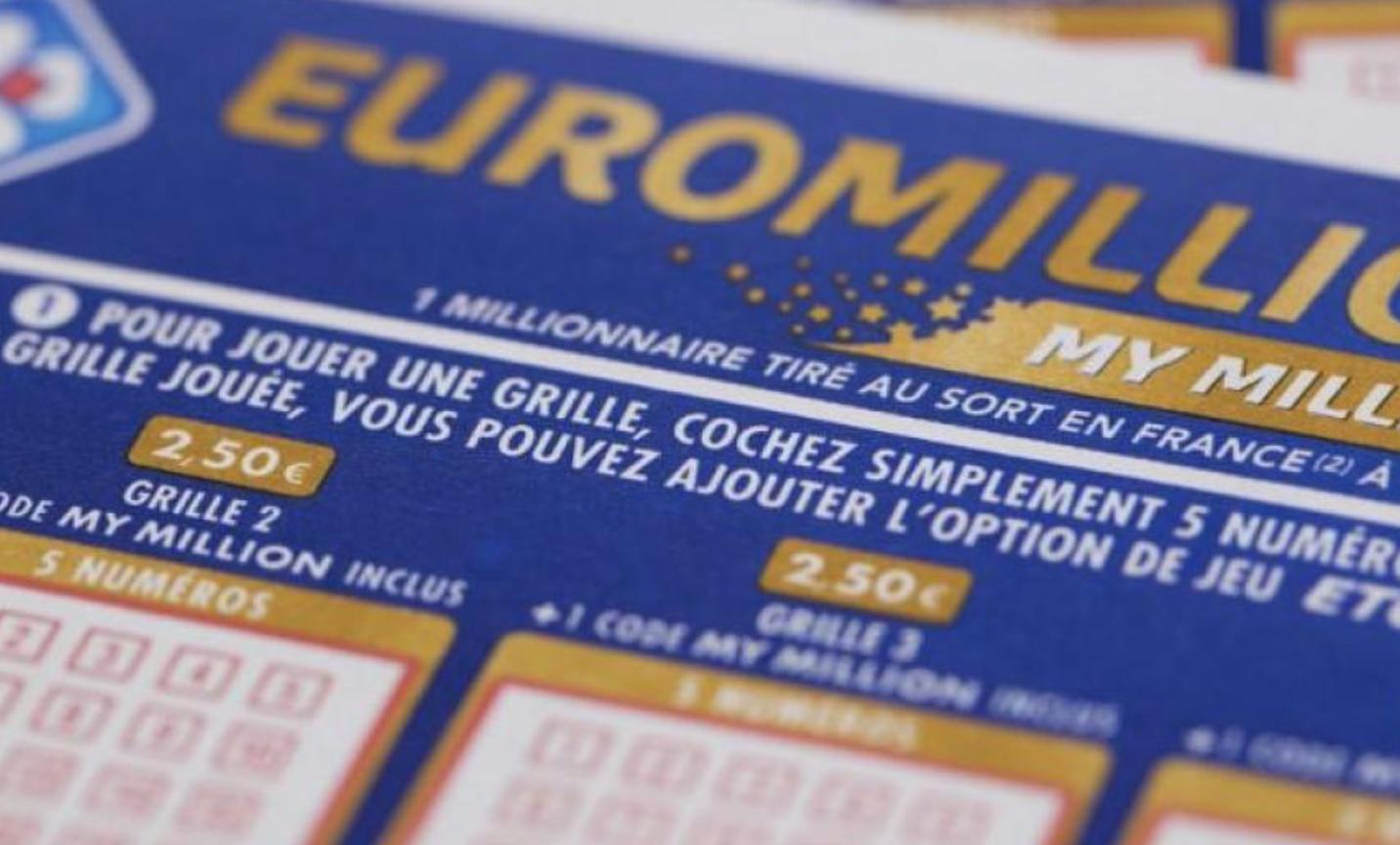 Jackpot de l'EuroMillions : toujours non remporté, le prochain tirage record de 210 millions d'euros aura lieu ce mardi - CNEWS