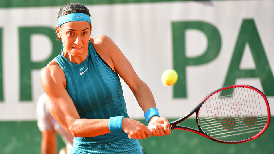 caroline garcia angelique kerber 8e de finale de roland garros 2018 quelle heure et sur. Black Bedroom Furniture Sets. Home Design Ideas