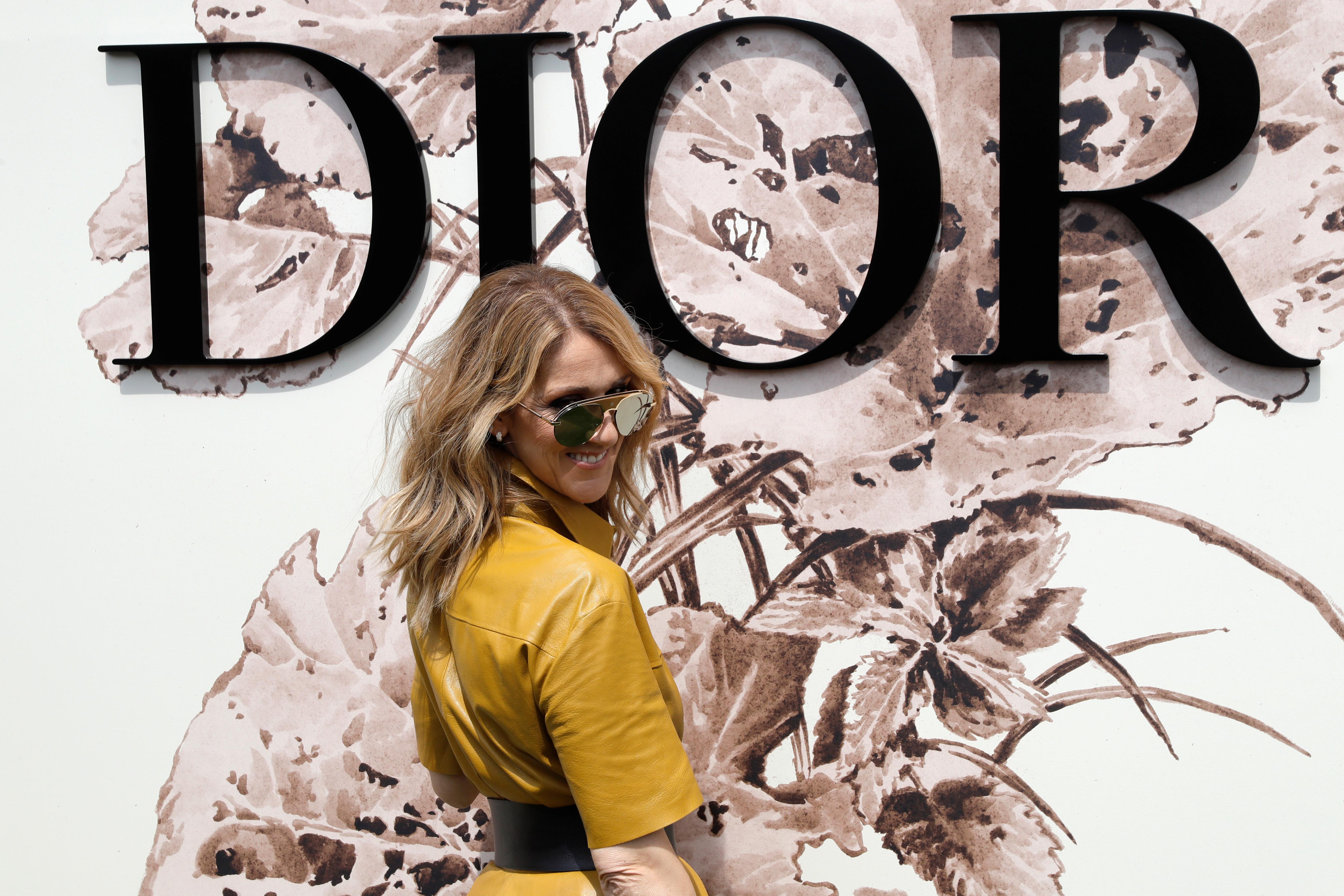 Céline Dion a posé entièrement nue   Hollywoodpq.com