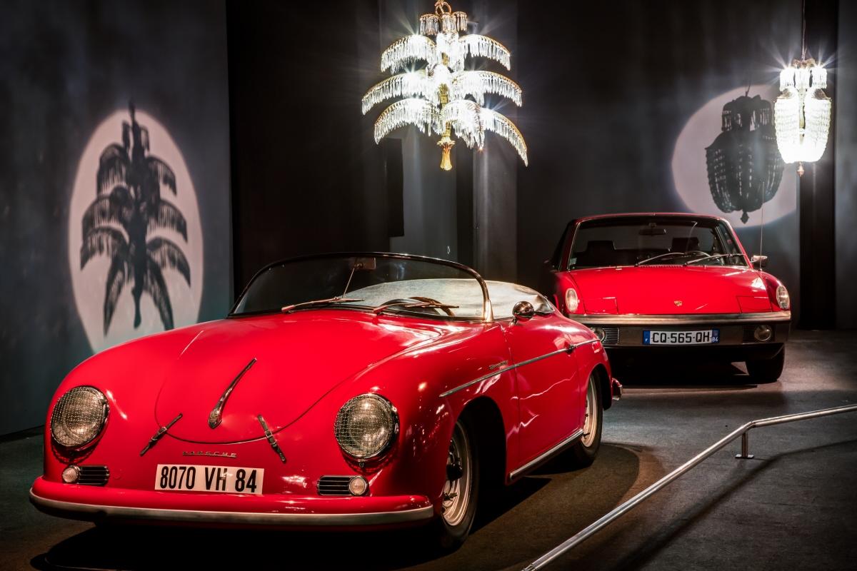 porsche f te ses 70 ans la cit de l automobile de mulhouse avec la collection in dite de. Black Bedroom Furniture Sets. Home Design Ideas