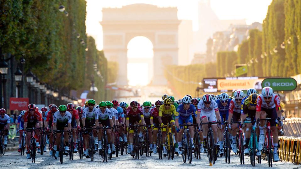 Tour De France 2020 Dates Villes Kilometres Voici Le Programme Complet Cnews