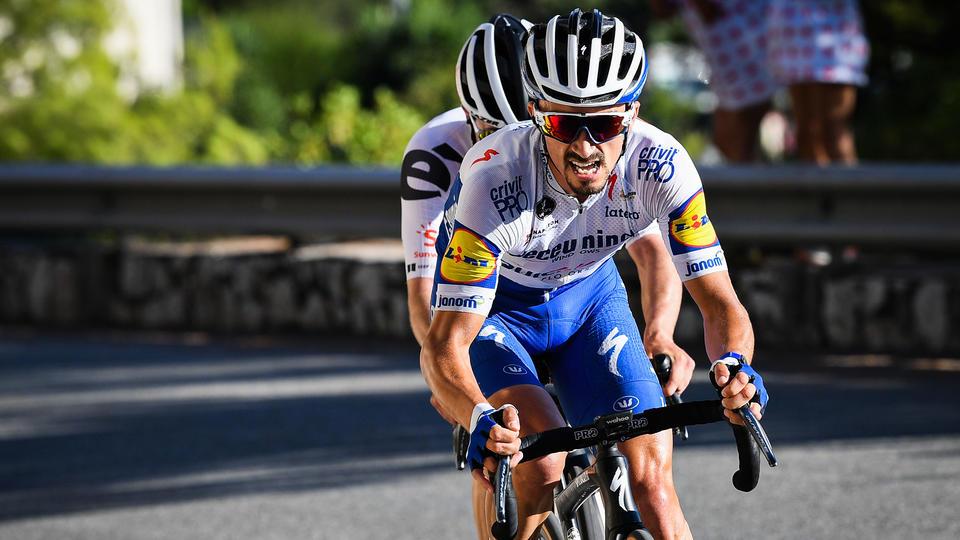 Tour De France 2020 Julian Alaphilippe Aurait Perdu Son Maillot Jaune A Cause De Son Cousin Cnews
