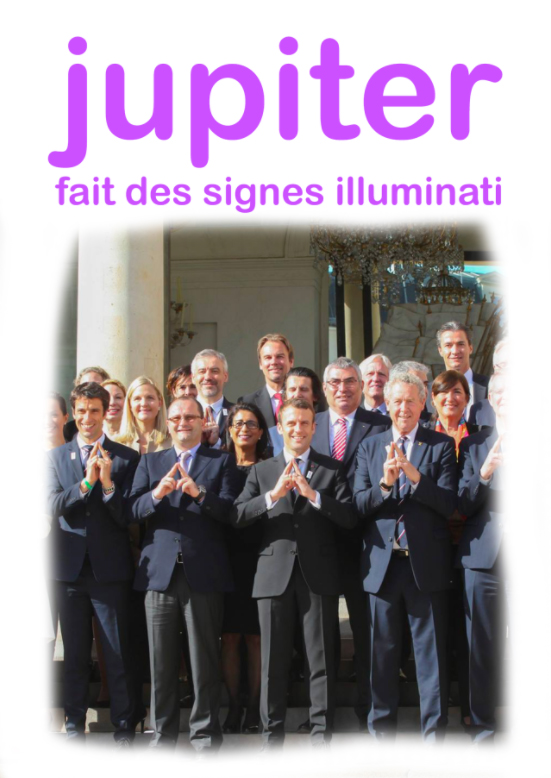 Jupiter Macron Parodie Facon Martine Www Cnews Fr
