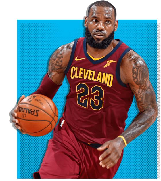 b4ace978cc6f NBA   Les 5 destinations possibles de LeBron James à l intersaison ...
