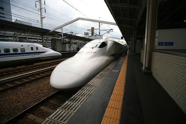 train sustentation magnétique