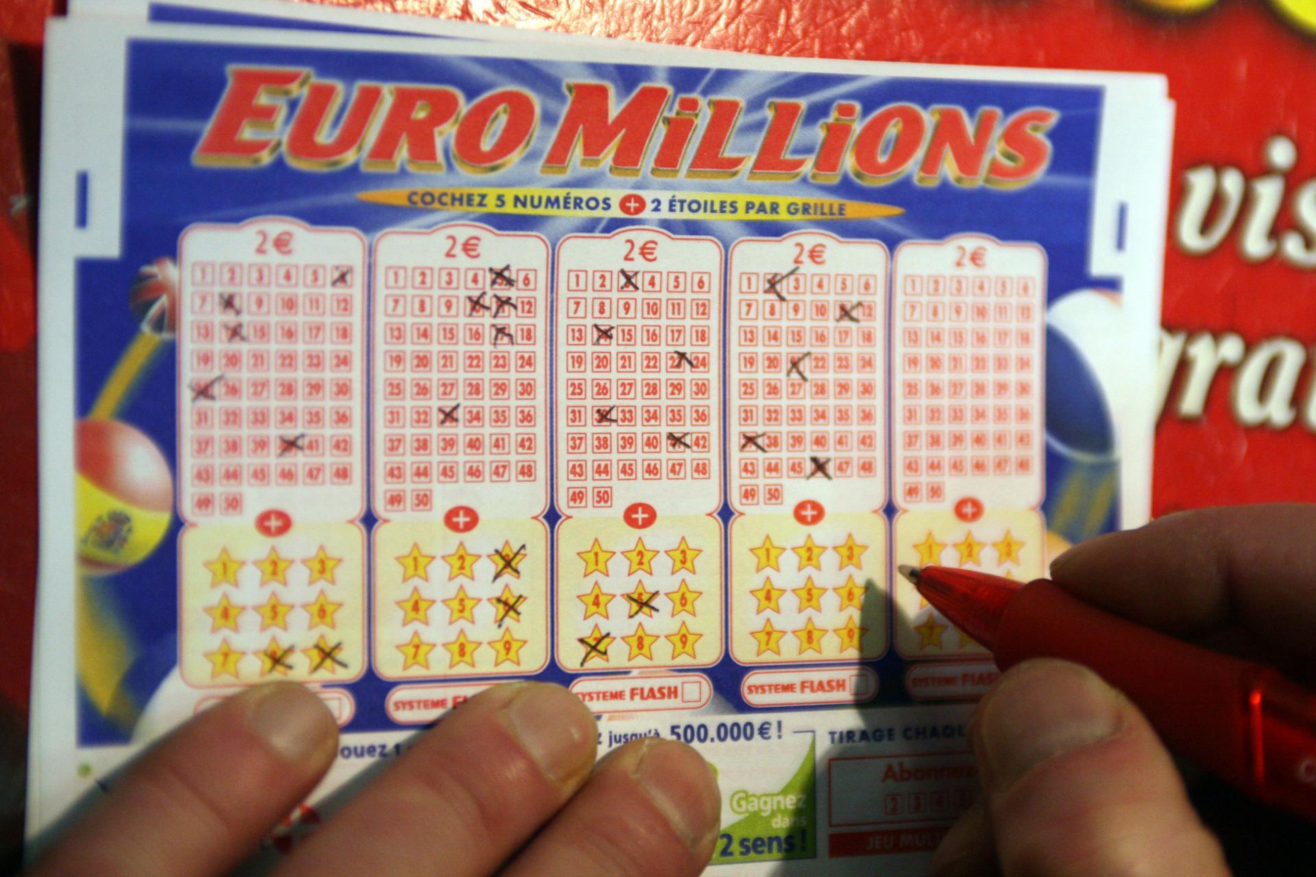 Euro Millions Les Numéros Et Les étoiles Les Plus Tirés