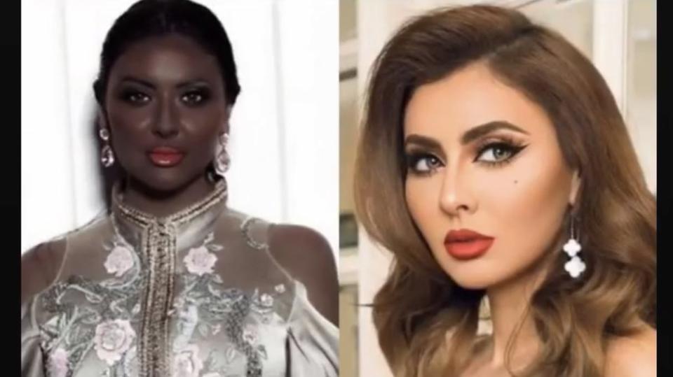 Une actrice marocaine poste un «blackface» en soutien aux manifestants américains
