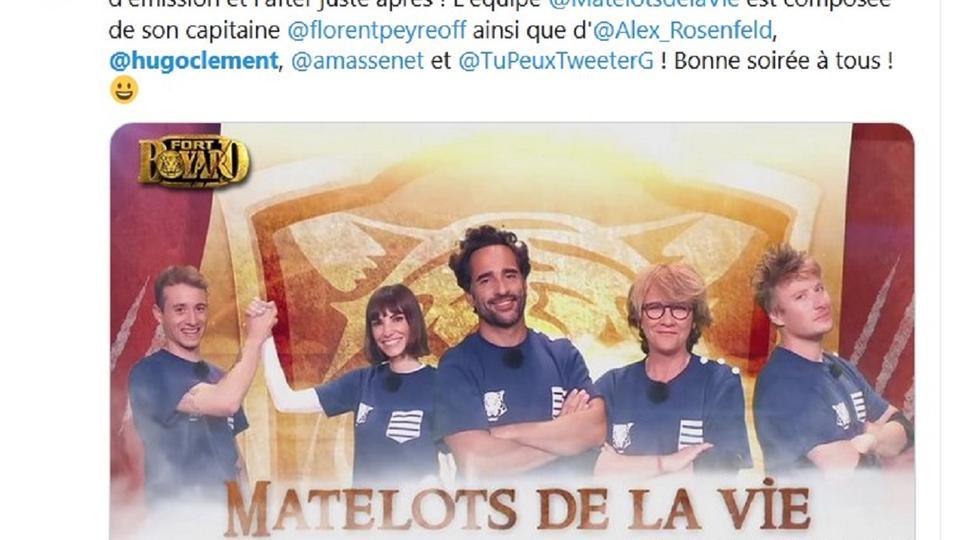 Fort Boyard : Hugo Clément veut une émission sans animaux