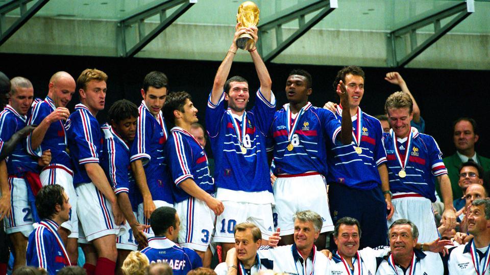 Que sont devenus les champions du monde 1998 - France 98 coupe du monde ...