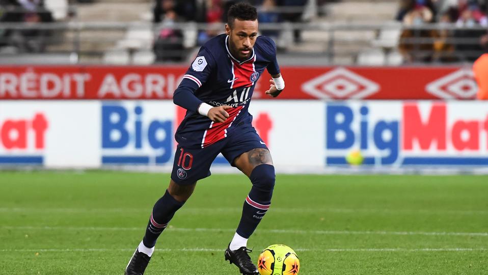 Ligue 1 : Le PSG enchaîne à Reims grâce à un doublé d