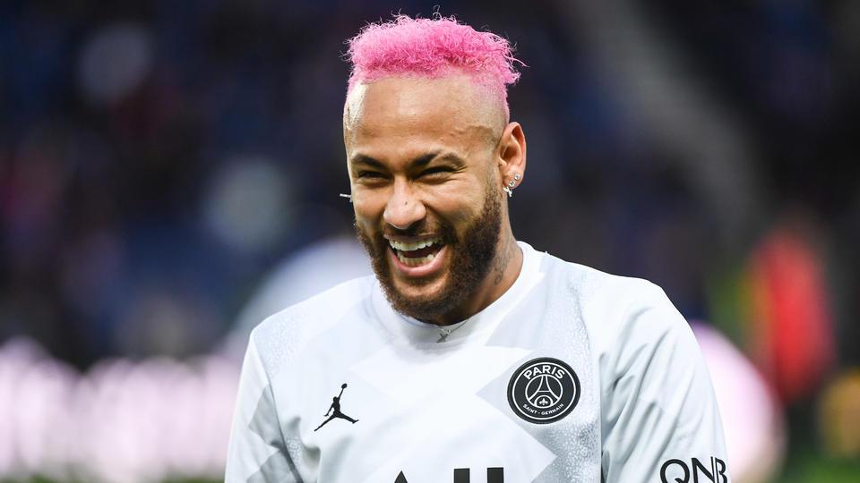PSG : Le nouveau look de Neymar | www.cnews.fr
