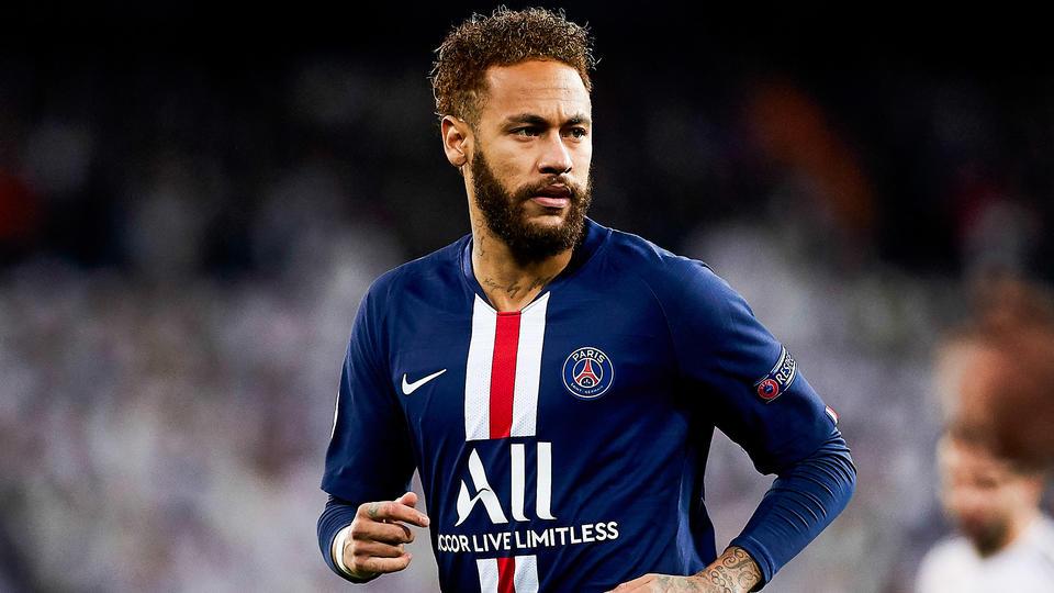 neymar jr real madrid 2019