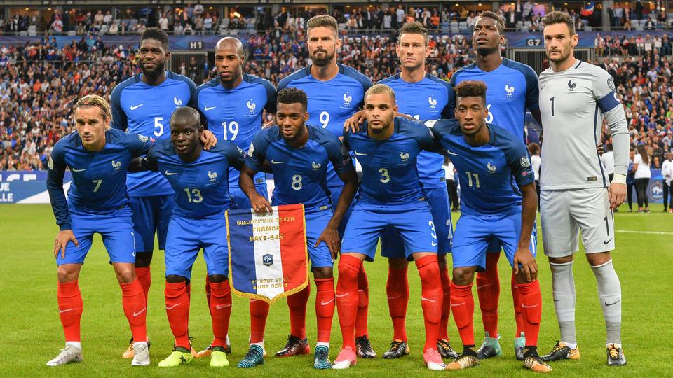 Coupe du monde 2018 tout savoir sur l 39 quipe de france - Johnny hallyday coupe du monde 2002 ...