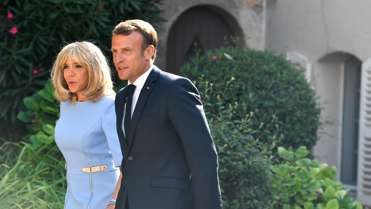 Comment le couple Macron a réaménagé le Fort de Brégançon