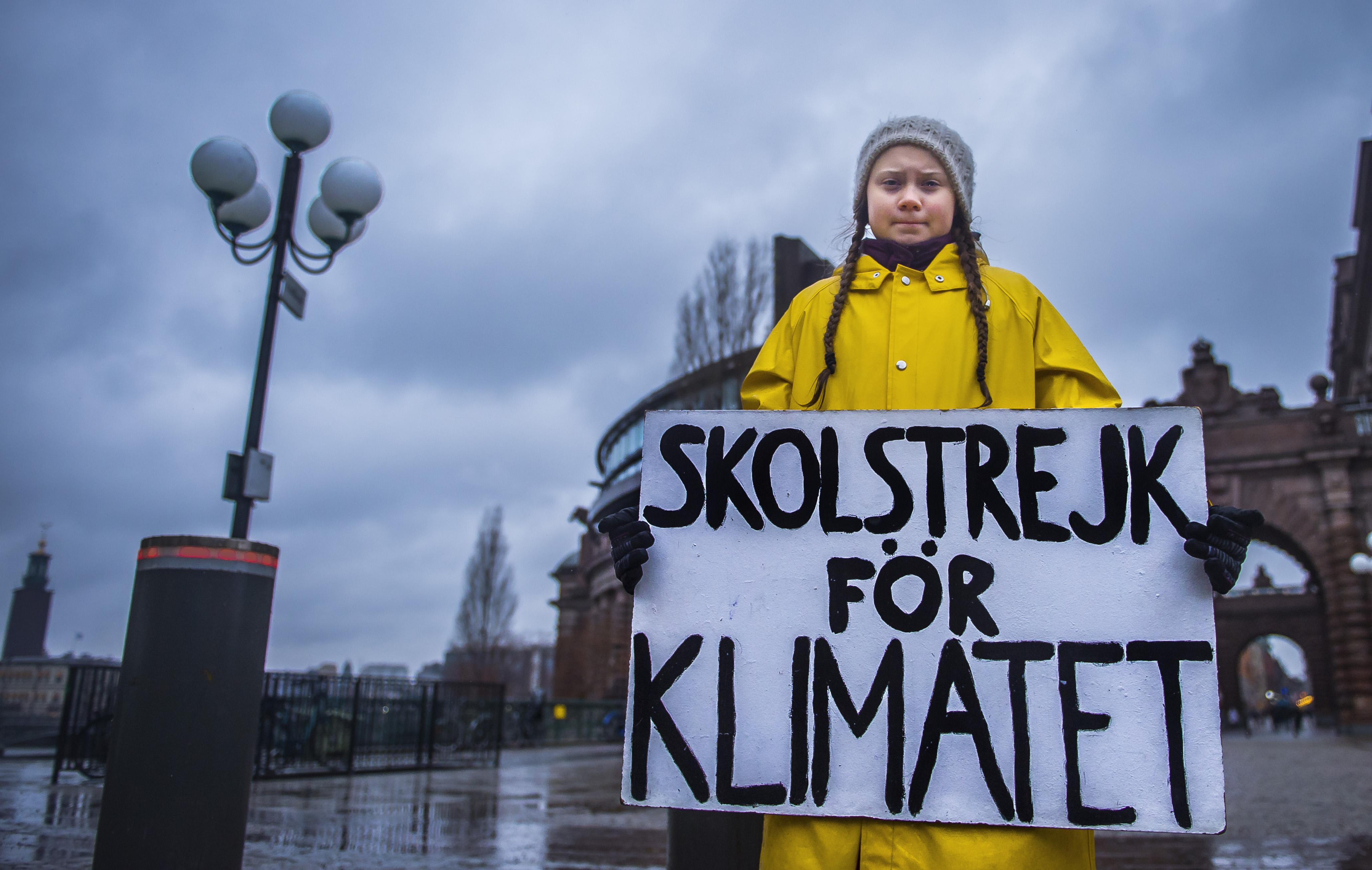 Greta Thunberg Wikipedia: Tout Savoir Sur Greta Thunberg, L'adolescente Icône De La