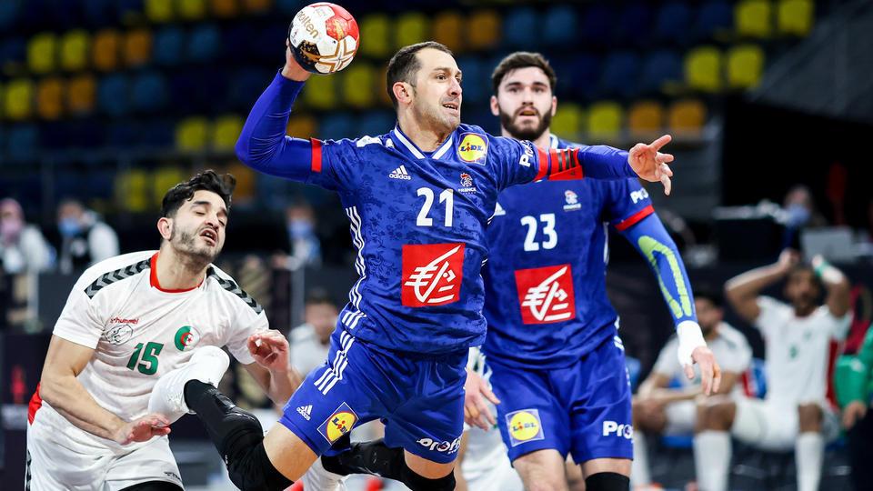 France 2021 Handball